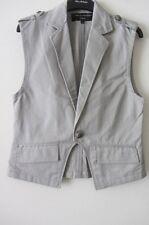 Comme des Garcons Homme cotton, grey vest, size M, new