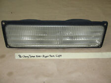 OEM 1996 Chevy Tahoe 1500 RIGHT FRONT PARK TURN SIGNAL LIGHT LENS C/K TRUCK SUV