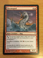 MTG 1x Thermopod Creature Red Mountain Coldsnap Set Magic the Gathering Card