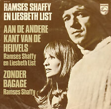 LIESBETH LIST & RAMSES SHAFFY ‎– Aan De Andere Kant Van De Heuvels (1970 SINGLE)