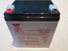 Yuasa 12v 4ah Np4-12 Battery Replacement for SOLEX Sb1240