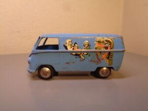 TEKNO DENMARK VINTAGE 1950'S VW VOLKSWAGEN SØNDERBORG GARN VAN VERY RARE GOOD