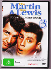 Martin and Lewis Colgate Comedy Hour Volume 3 DVD R4
