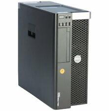 Dell Precision T3600 Xeon 8-Core E5-2665 8x 2,4GHz 16GB 500GB Quadro 600