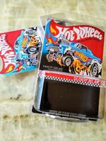 Hot Wheels Custom Blister Card for '55 Chevy Bel Air Gasser from HW Display Case