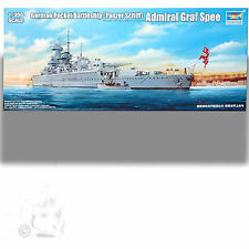 TRUMPETER 1/350 ADMIRAL GRAF SPEE GERMAN POCKET BATTLESHIP KIT