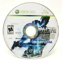 Alpha Protocol Microsoft Xbox 360 X360 Game Only