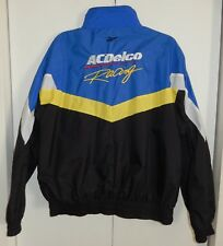 Vintage AC Delco Racing Reebok Johnson Industries Wind Jacket Men's Size Medium