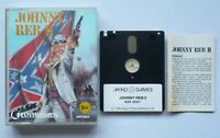 AMSTRAD CPC 464/664/6128 Disc/Disk JOHNNY REB II (2, TWO) LOTHLORIEN 1986 TESTED