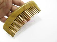 Natural Sandalwood Palm Comb Middle Toothed Sandal Wood Hair Care Comb