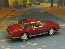 1984 84 Oldsmobile Cutlass Supreme Luxury Coupe 1/64 Scale Limited Edition R