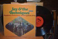 Jay & the Techniques Apples, Peaches, Pumpkin Pie LP Smash SRS 67095 Stereo