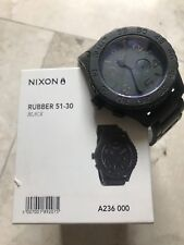 Nixon Rubber 51-30 A236000 Wrist watch for Men
