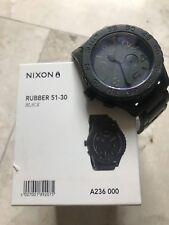 Nixon Rubber 51-30 A236000 Wrist watch for Men