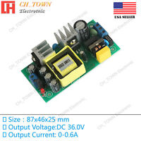 AC-DC 36V 0.6A 24W Power Supply Buck Converter Step Down Module High Quality USA