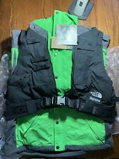 Supreme The North Face RTG Jacket + Vest Large IN HAND AUTHENTIC Green Bogo Rare