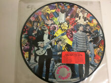 THE ROLLING STONES INTERVIEWS PICTURE DISC PRECIOUS STONES with title sticker