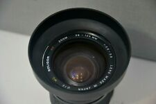 FOR CANON DIGITAL EF  SOLIGOR MC AF 2.8-3.8 MC FAST! FOR FULL FRAME AND APS-C
