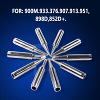 900M-T 898D Standard Solder Iron Tip Soldering Station Conical Bevel Set In US