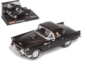 Carrera - Ford Thunderbird '56 - Batman Gothbird Limited Ed (25489) - NEW / RARE