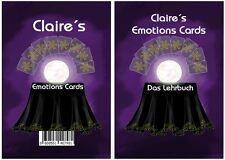 Das Lehrbuch Claires Emotions Cards TV BEKANNT Tarot Lenormand Oracle neu new