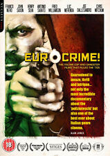 Eurocrime! The Italian Cop & Gangster Films That Ruled the Seventies 2012 DVD