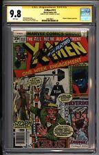 * X-MEN #111 (1978) CGC 9.8 Signed Claremont Wolverine Byrne! (1600188011) *