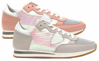 Sneakers Philippe Model Tropez L Diridescent scarpa Made in Italy donna  TRLDWO