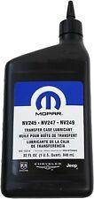 Genuine OEM Mopar 5016796AC Transfer Case Fluid Lubricant New Free Shipping USA