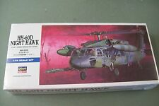 Hasegawa HH-60D Night Hawk scala 1:72 KIT