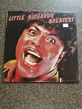 Little Richard Greatest KLP-2011 SEALED RECORD ALBUM