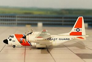 Lockheed HC-130 Hercules US Coast Guard  1:500 mit OVP Herpa NG