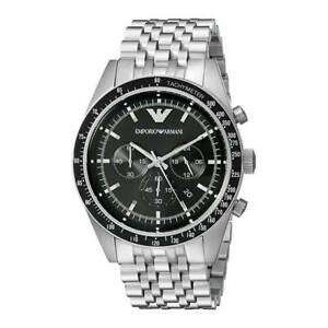 Emporio Armani AR5988 orologio uomo al quarzo - NUOVO- 2 ANNI DI GARANZIA