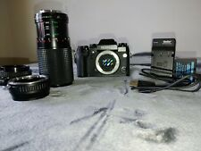 Fujifilm X-T1 Mirrorless Camera With Accessories