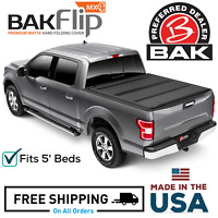 Bakflip MX4 Hard Folding Tonneau Cover Fits 19-20 Ford Ranger 5' Bed