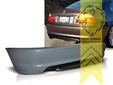 Heckstoßstange Heckschürze für BMW E46 Coupe Cabrio auch für M-Paket
