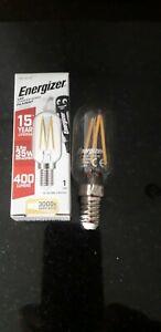2X Energizer 3.8W=35W LED Cooker Hood Light Bulb 240v SES E14 Extractor Fan Lamp