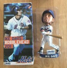 IKE DAVIS NEW YORK NY METS CITI FIELD SGA 2011 BOBBLEHEAD BOBBLE HEAD MLB PROMO