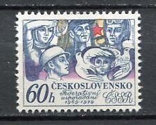 33292) CZECHOSLOVAKIA 1979 MNH** Czech. Federation 1v