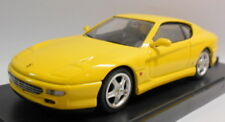 Bang 1/43 Scale Metal Model - 8023 FERRARI 456 GT 'STRADLE' YELLOW