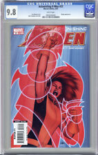 ASTONISHING X-MEN #21 FIRST PRINTING WHITE PAGES CGC 9.8 NM/MT UNSCRATCHED