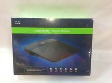 Cisco Linksys E1200 Wireless-N Router 4 Port BRAND NEW SEALED.