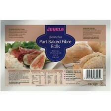 Juvela Gluten-Free Part-Baked Fibre Rolls x 5 x 75g