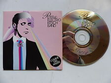 CD  single PROMO PETER & ELECTRO KITSCH BAND Comme des anges