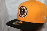 Boston Bruins New Era NHL Basic 2 Tone 59fifty,Cap,Hat,Fitted       $ 37.99  NEW