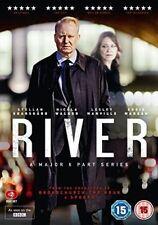 River The Complete Series 5027035013299 With Stellan Skarsgård DVD Region 2