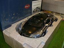 BUGATTI EB VEYRON PUR SANG alumimun 1/18 AUTOART 70966 voiture miniature collect