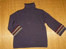 Feine hüftlange Damen-Pullover & -Strickware ohne Muster mit Street One