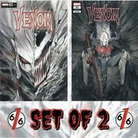 🚨🔥🕸 VENOM #30 & #31 PEACH MOMOKO SET OF 2 Trade Dress King In Black Knull NM