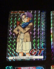 DRAGON BALL Z GT DBZ AMADA PP PART 30 CARDDASS CARD PRISM CARTE 45 SOFT JAPAN **